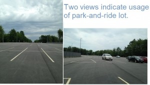 Park and Ride 2 views